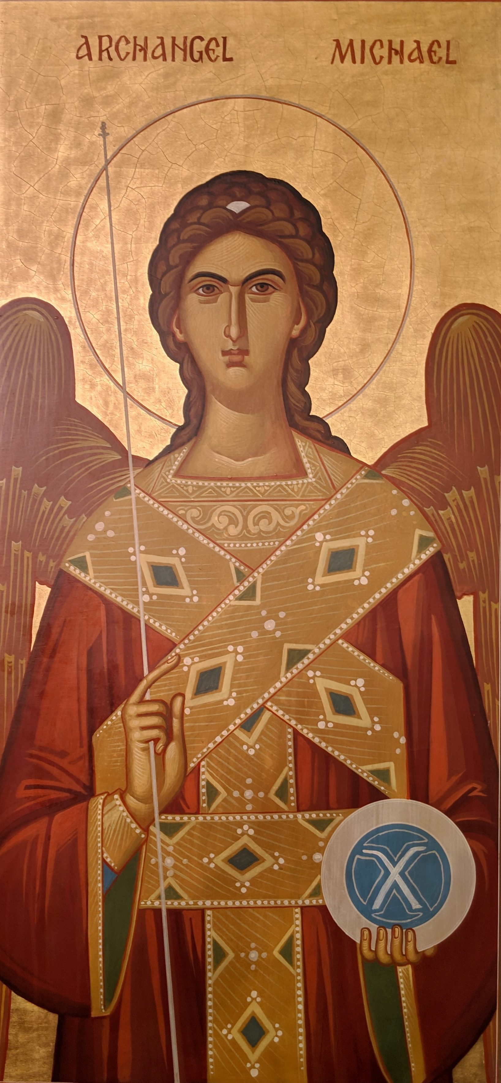 Icon of Saint Michael